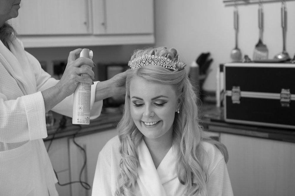 Bridal Prep, by Doran Photography