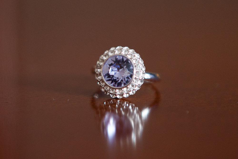 Ring Detail Shot, By Doran Photography