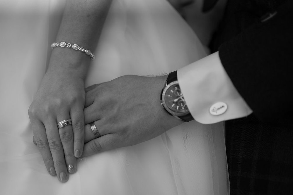 Wedding Rings, by Doran Photography