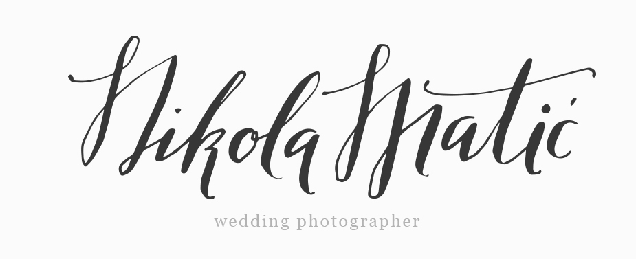 NIKOLA MATIC weddings