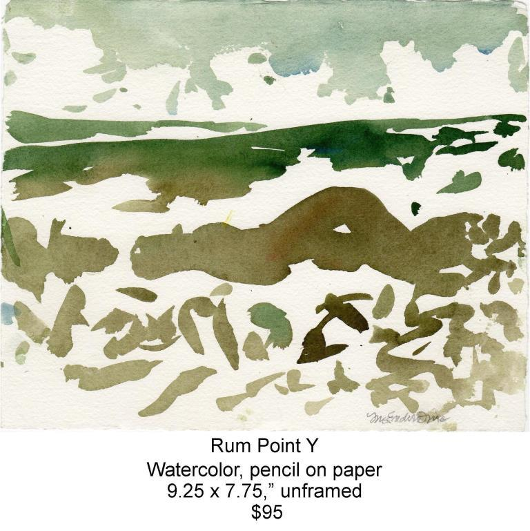 Fred Wise, Rum Point Y. Watercolor, 9.25 x 7.75, 2013, web.jpg