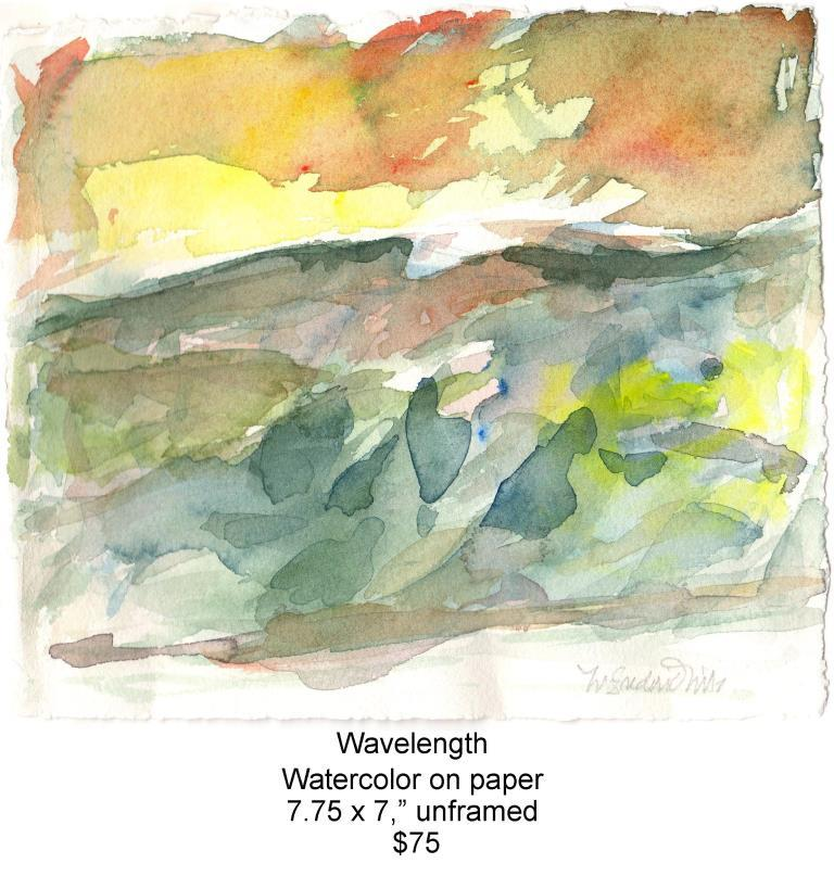 Fred Wise, Wavelength. Watercolor 7.75 x 7, 2015, web.jpg