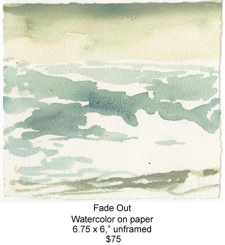 Fred Wise, Fade Out, Watercolor on paper, 6.75 x 6, 2009, web.jpg