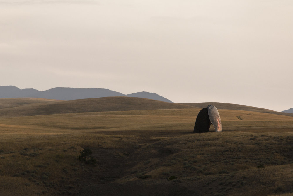 TIPPET RISE   A visit to Tippet Rise, the largest sculpture park in the world, for Volume 15 of Cereal Magazine.