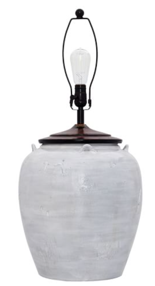 11. $130 a big jug lamp is a good staple and this is a great option and a great $