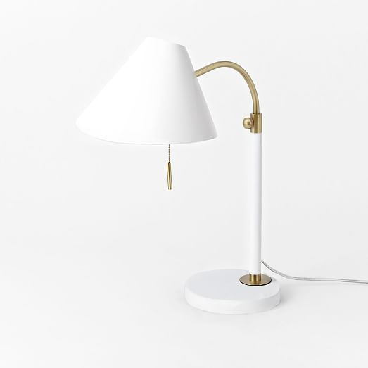 1. $159 a great desk lamp that looks very similar to the more expensive Aerin option
