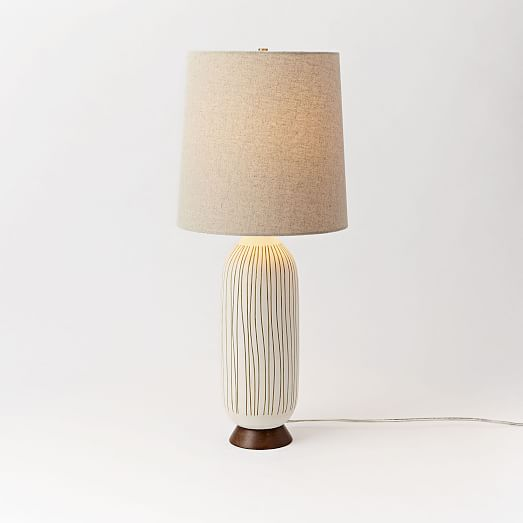 5.$159 this lamp has a lot of personality and would be greatfor kid's rooms