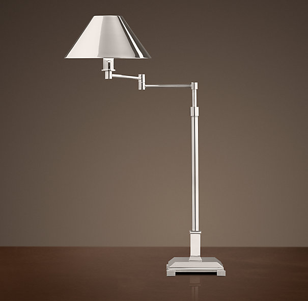 4. $219 i love this little reading lamp.. so much character