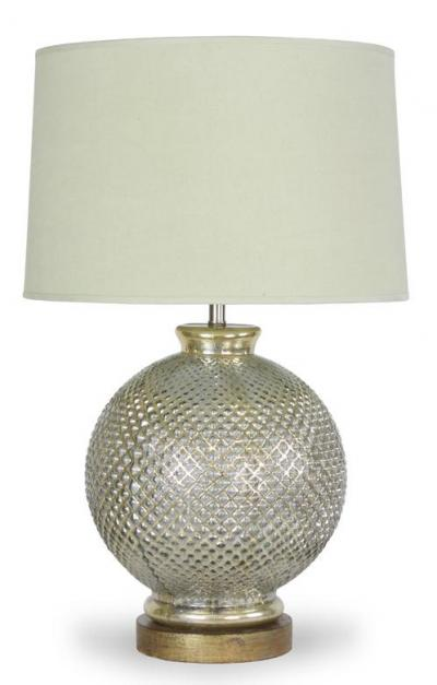 24. $495 a great low, round lamp