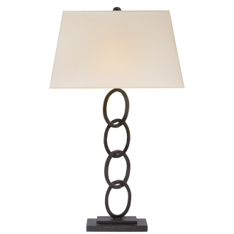 "31. $399 i think its hard to find a ""boy"" lamp, but i imagine this would be a good choice for a men's study or boy's bedroom"