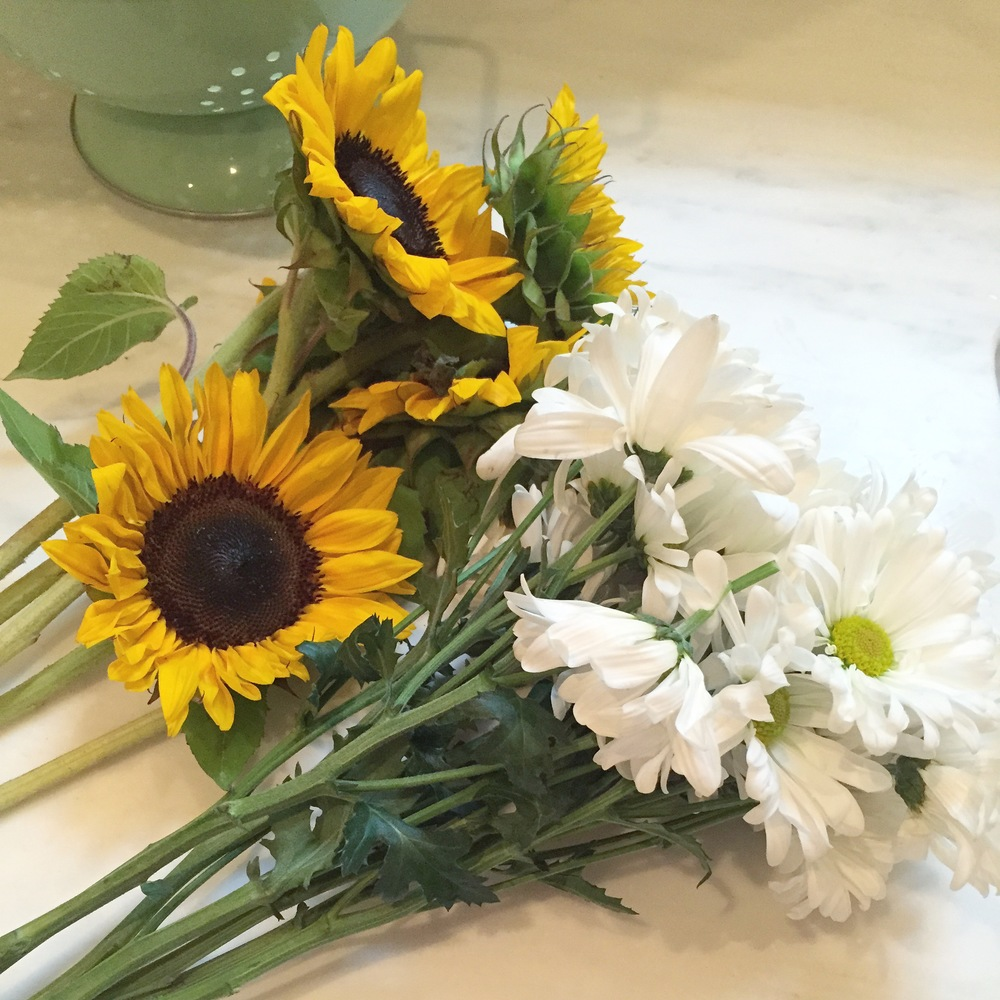 sunday flowers make for a better week ...