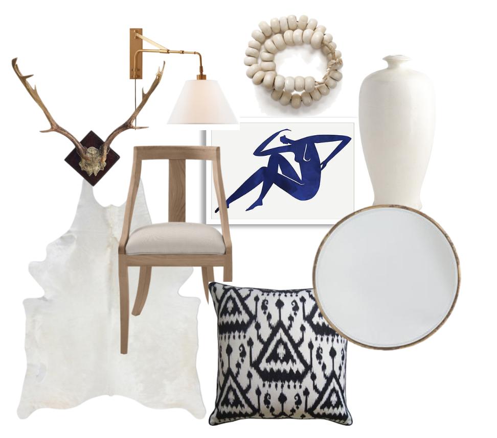 items via OKL & Wisteria // email katherine@mhjinteriors.com for more info + pricing