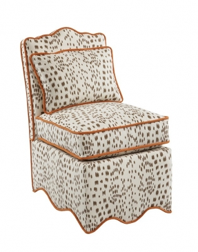 quick-ship-is-back-oomph-scallop-slipper-chair-in-brown-brunschwig-fils-les-touches-with-a-signature-oomph-hit-of-orange.jpg