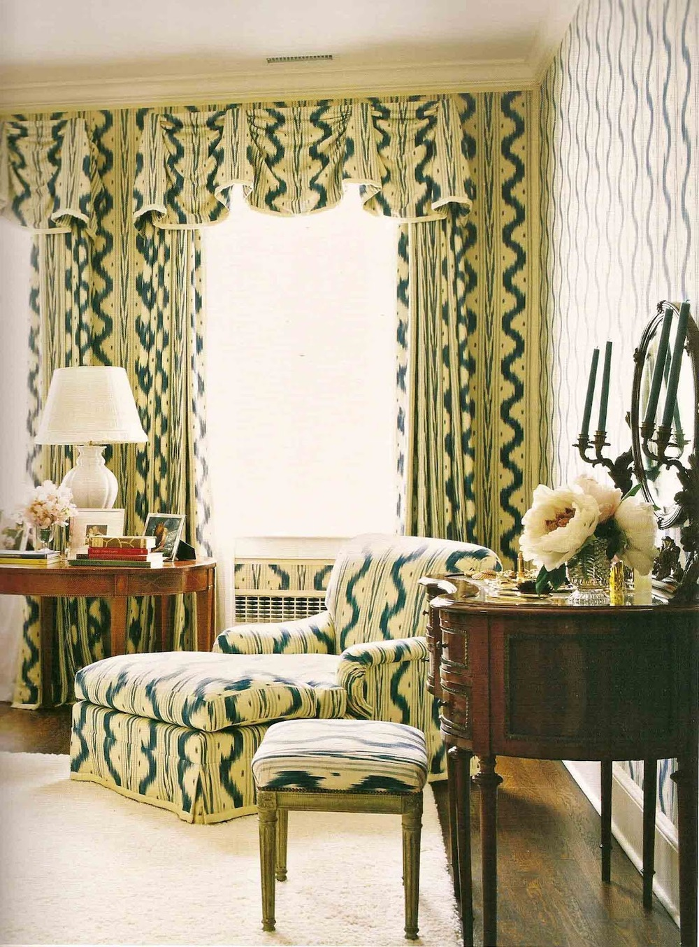 Pierre Frey Toile De Nantes Mark Hampton for Aerin Lauder .jpg