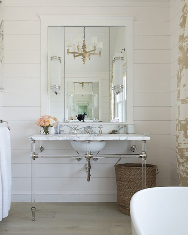 taupe-toile-curtains-nickel-and-glass-washstand-marble-top-elegant-bathroom-john-hummel1-e1443007885884.jpg