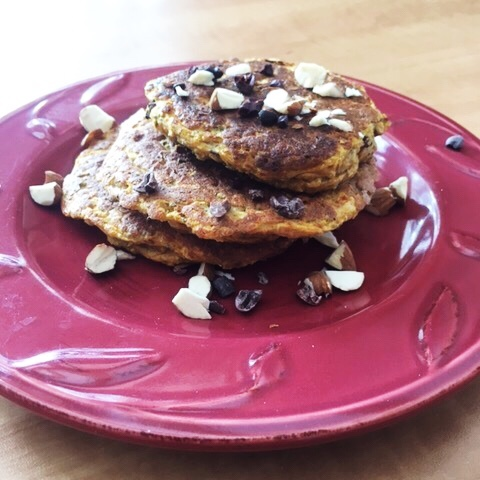 Egg-Free COP Pancakes