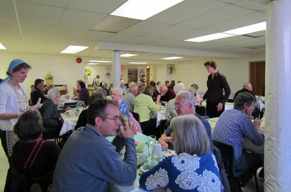 Fellowship & Friendship  Meet ourCongregation