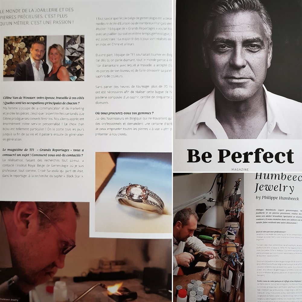 Be Perfect n°2 Juillet 2017