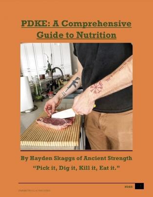 """ PDKE: A Comprehensive Guide to Nutrition """