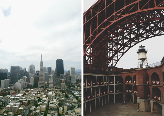 Photos taken by Brad on an iPhone with VSCO Cam