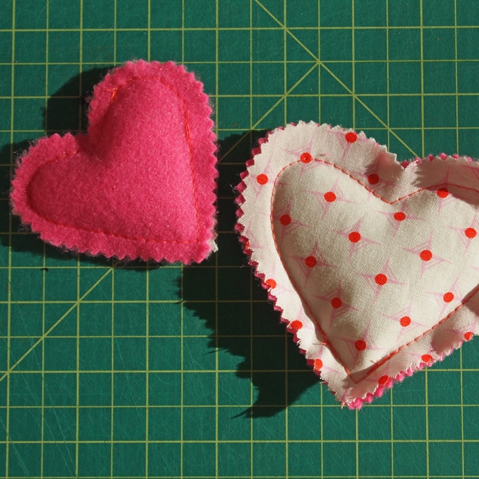 Heart Shaped Hand Warmer DIY
