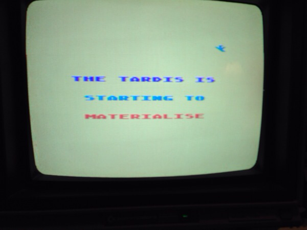 doctor who adventure atari 800xl commodore 1702 sio2pc 4.jpg