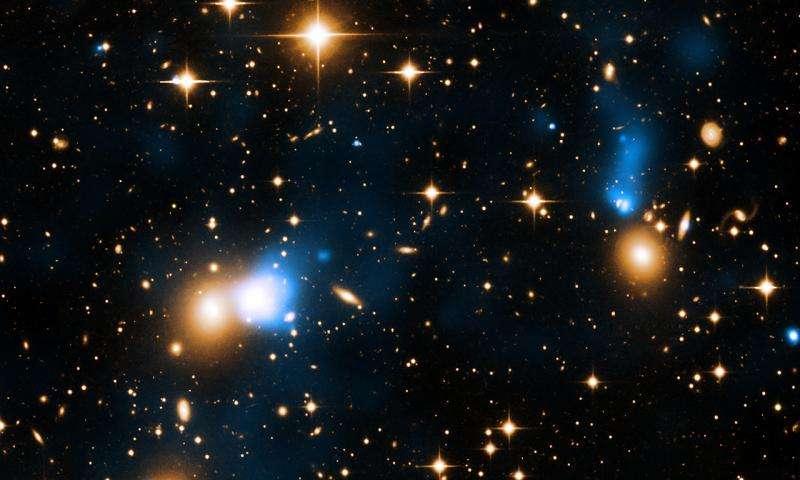 Credit: X-ray: NASA/CXC/University of Bonn/G. Schellenberger et al; Optical: INT