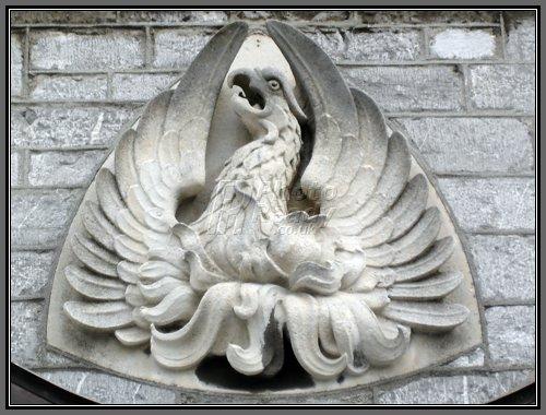 Phoenix stonework