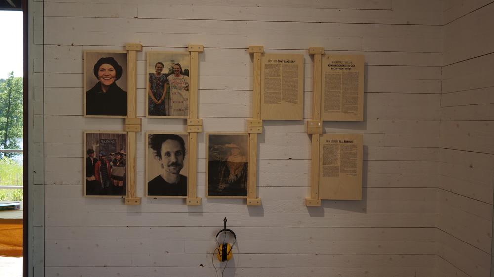 All denna komplexa historia har lett fram till en hel del kul i vår egen samtid. Exempel på detta visas genom några små reportage som jag och fotograf Martin Gustavsson gjort på uppdrag av Mötesplats Steneby. Grafisk form: Åsa Carlsson.