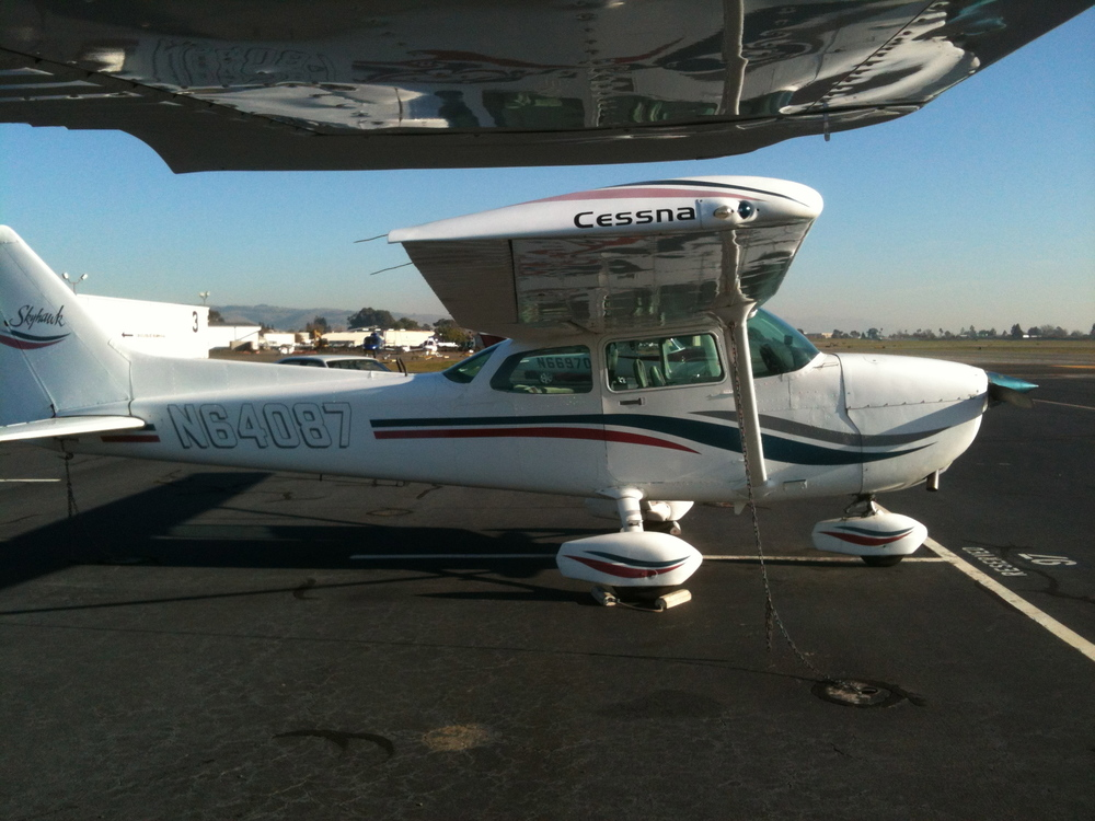 FOR SALE—  1981 Cessna 172P; $42,500.  SOLD!