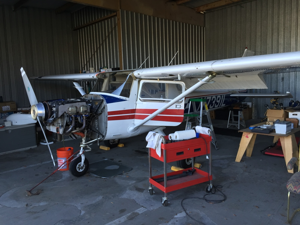 Cessna 152 Aerobat; 9300TTAF, 1850 SMOH, annual for be completed 9/2015.  Hangared.  Fresh IFR cert. Call.  SOLD!
