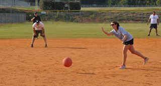 Red Cross Kickball Tournament