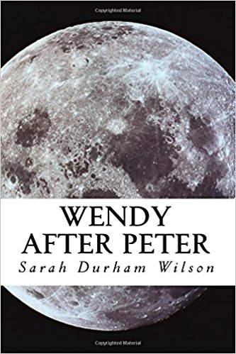 "Wendy After Peter is ex- rock journalist and women's spiritual writer Sarah Durham Wilson's first book of fiction. All but the last chapter was written in 2014 during the waning ""Maiden"" years of her life, and Wilson loosely based the book on her own ""Maiden Journey,"" the time before she both archetypally and physically entered Motherhood. The book also plays upon her love for the Peter Pan tale- the story follows the character of Wendy, recently divorced from a rockstar named Peter Jackson. Wendy takes shelter on a New England island and, with the help of two local women, begins to find herself, discover her own healing feminine nature, and become the woman she'd been looking for.  BUY HERE"