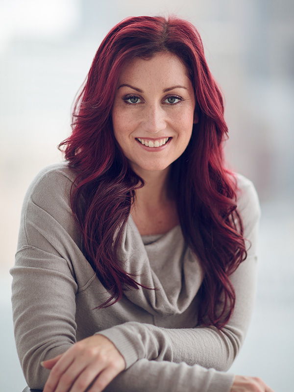 Jenn Morgan, Radically Distinct Co-founder and Director of Brand Strategy