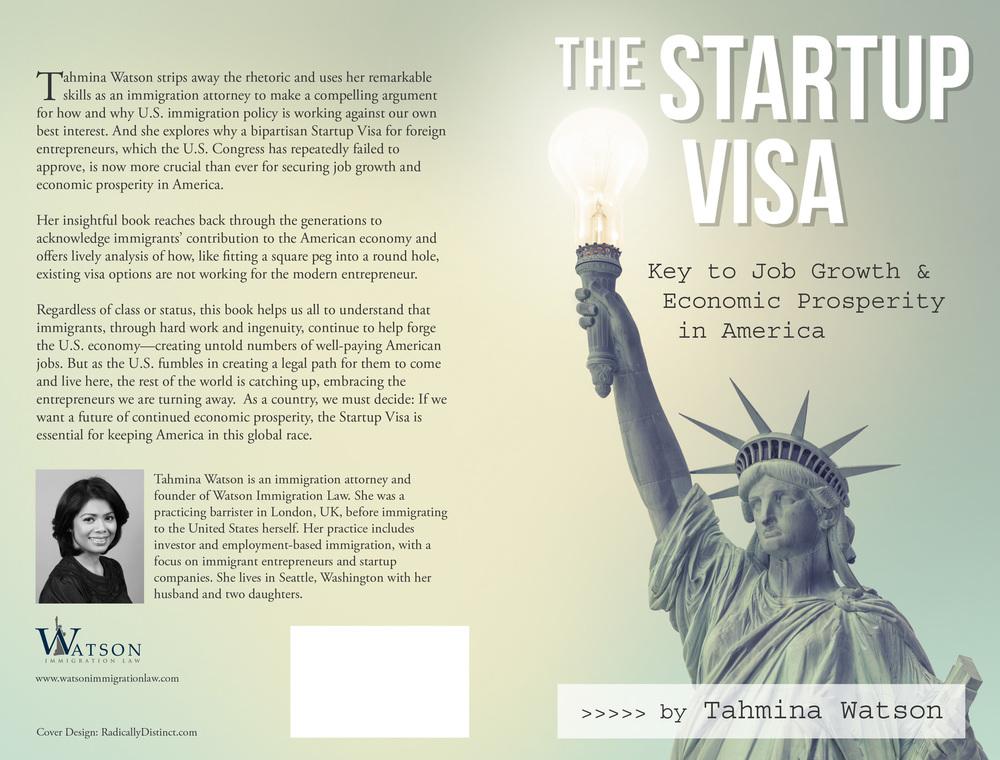 TAHMINA WATSON—Print & Kindle Book