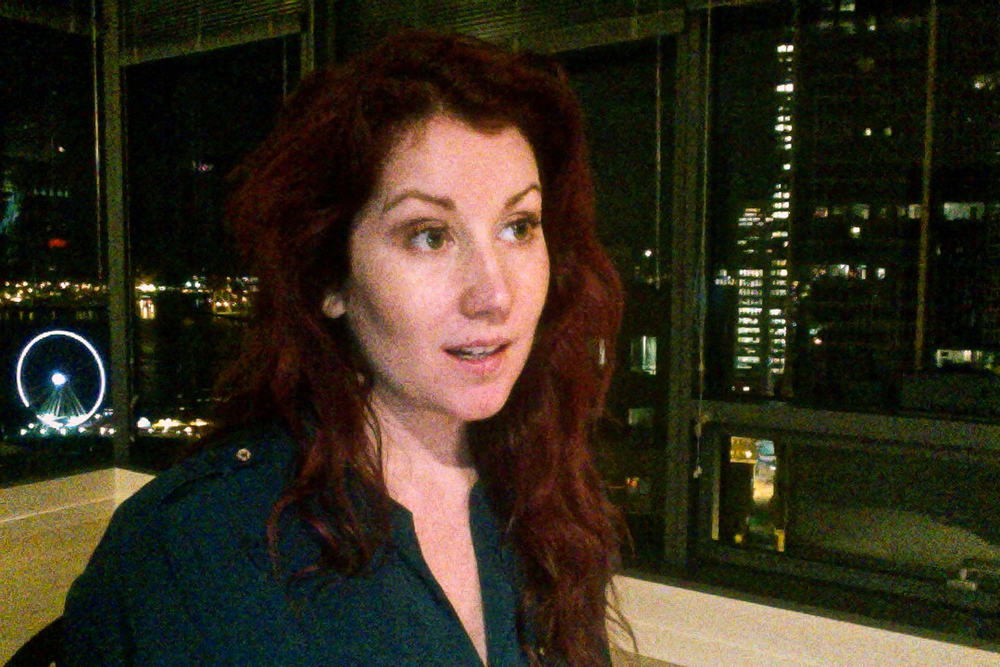 Jenn Morgan, Creator of Radically Distinct