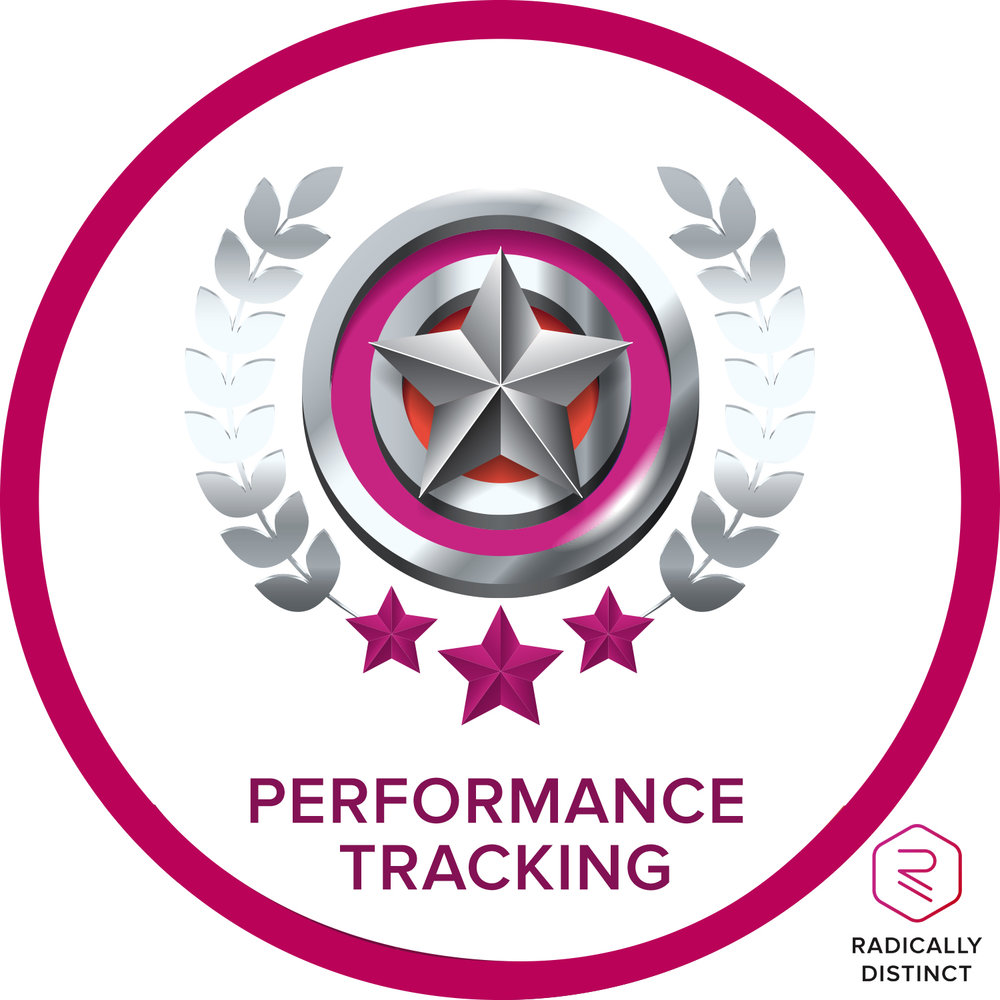 Performance Tracking and Planning - Whether trying to attract new clients, a new job or a life partner, the only way to improve your results is to track them. In this episode of Radically Distinct Radio, I go over the two aspects of a plan that are directly tied to implementation and what to focus on to improve your performance.