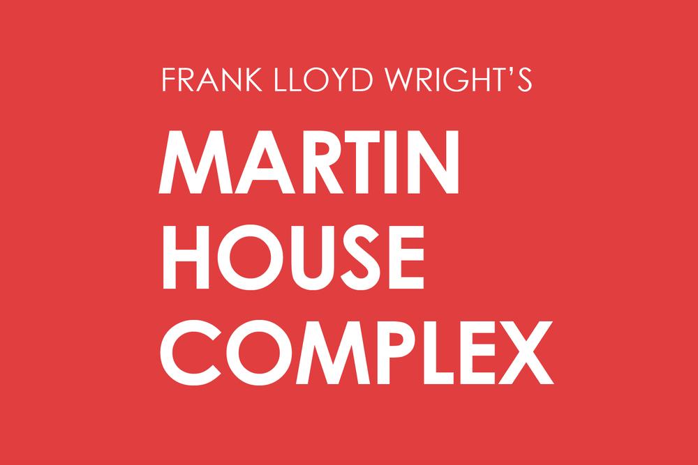 Frank Lloyd Wright's Darwin Martin House Complex