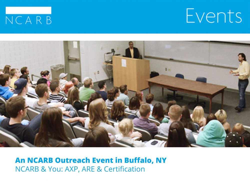 Ncarb You Axp Are Certification Aia Buffalowny