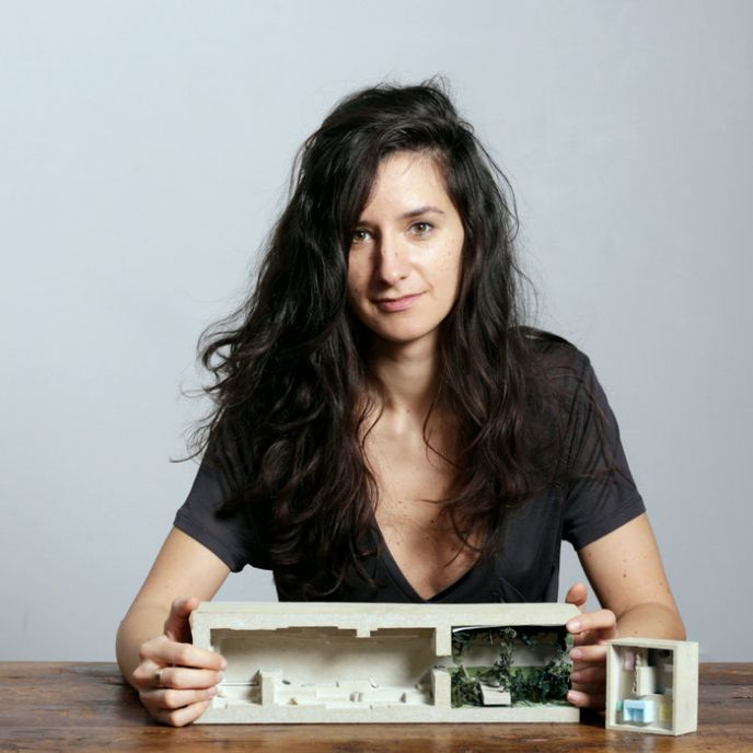 Oana Stanescu Partner/Co-Founder Family New York, Design Critic at Harvard GSD