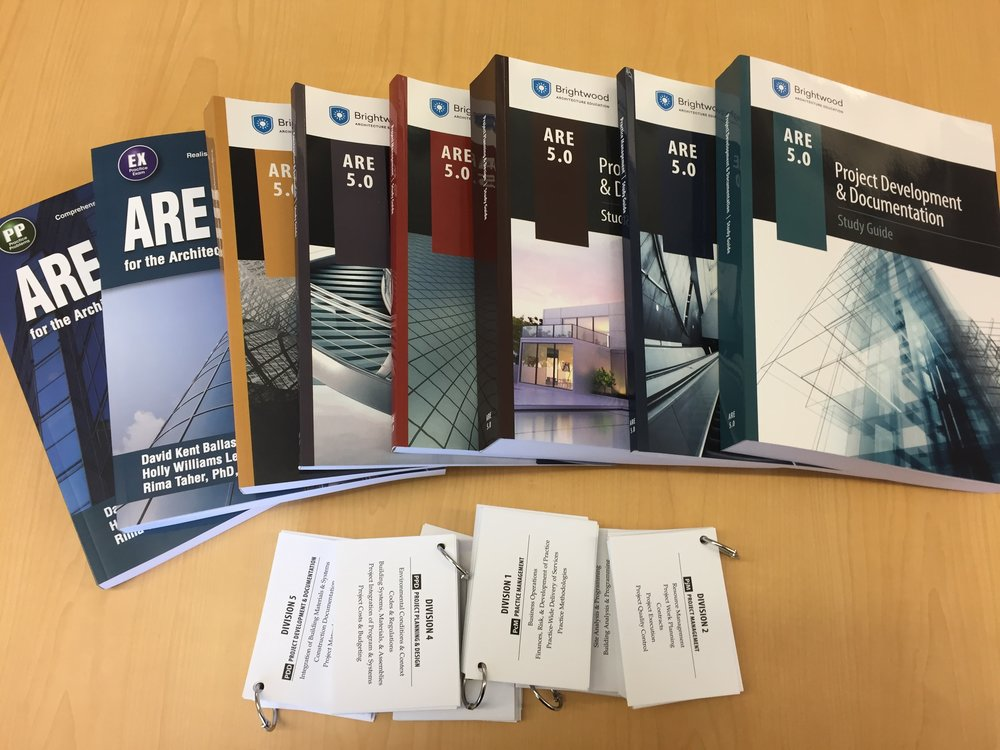 Our Library has been updated to include new ARE 5.0 materials. Available to borrow now.