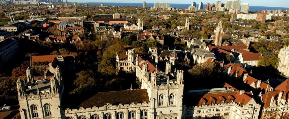 University of chicago - 2017 - ???