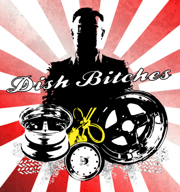 Dish Bitches Stickers.jpg