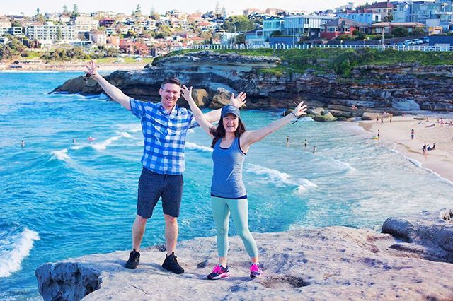 #tbt to these two lovebirds who picked up their California life in search of Australian adventures! Link in bio #firstmonthabroad #expats 💕✈️ . . . #australia #sydney #wine #yoga #sonoma #california #blogger #manlybeach #ocean #capiscums #nomad #explore #journey #globaltravel #worldtravel #blogger #wanderlust #travelabroad #abroad #travel #moveabroad #discover #instagood #home #culture #lovethisplace