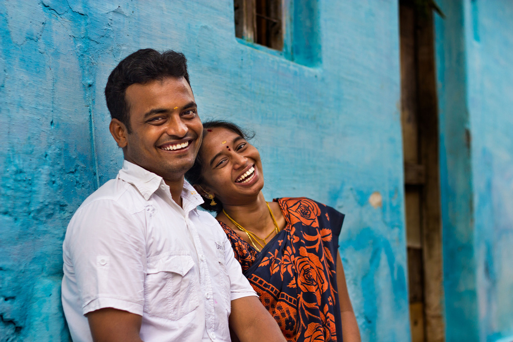 "Photo credits:   Premnath Thirumalaisamy "" Love , Laughter and Happily ever after."""