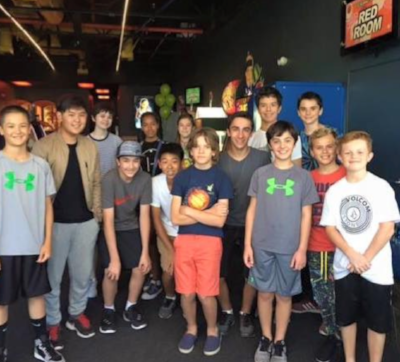 How do you turn a summer day into a step toward building a home for 35 orphans? Throw a Laser Tag PhilanthroParty Event! That's what Warrior Nicholas did and it put us over $800.00 closer to our goal. Thank you Ultra Zone Laser Tag and California Pizza Kitchen for your generous support.