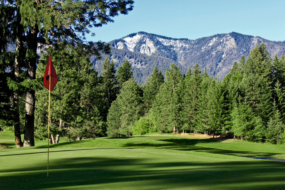 Sun Country Golf Course | Cle Elum, WA