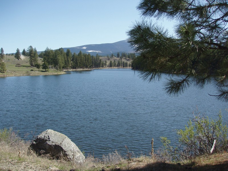 Fancher Dam I am looking east across our 28 acre holding area.jpg