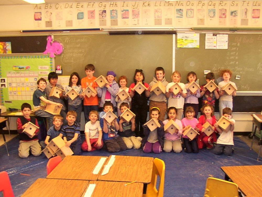 Paul Banks 3rd Grade Class