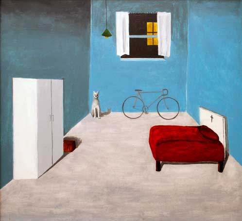 Noel McKenna ,  B  oy's room, Brisbane, 1967,  2004. Private Collection, Melbourne  © the artist